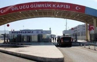Türkiye 4 sınır kapısını kapattı