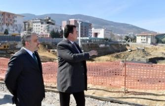 """""""Osmangazi Meydanı gurur projemiz"""""""