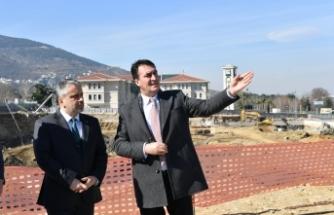 """Salman: """"Osmangazi Meydanı, Gurur Projemiz"""""""