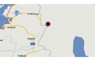 Sınırda bir deprem daha!