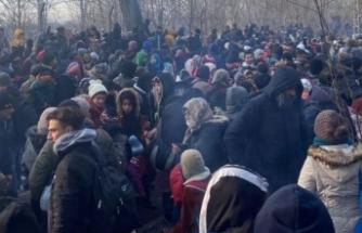 Yunanistan ve Bulgaristan'a göçmenler için çağrı yapıldı