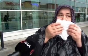 Bursa'da bilet bulamadı hüngür hüngür ağladı