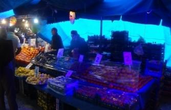 Bursa'da pazarlara korona ayarı
