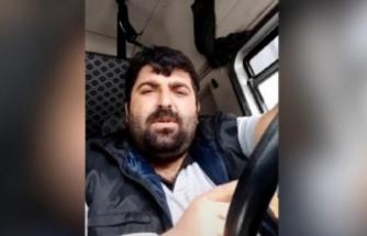 'Evde kalamam, beni virüs değil senin düzenin öldürür' diyen şoföre gözaltı