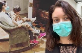 Olga Kurylenko koronavirüsten kurtuldu! İşin sırrını böyle anlattı