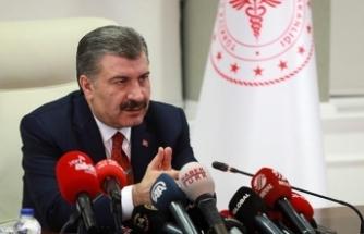 Türkiye'de virüsten can kaybı 214 oldu