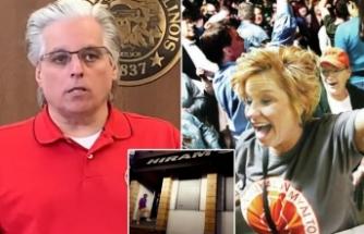 Belediye başkanı 'sosyal mesafe' denetimini artırdı; eşi tutuklandı