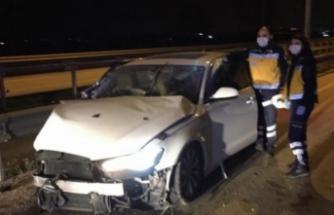 Bursa'da alkollü sürücü, ortalığı savaş alanına çevirdi!