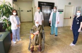 Bursa'da koronavirüse yakalanan 3 hasta daha taburcu oldu!