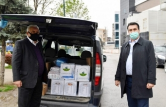 Bursa Osmangazi'den küçük esnafa büyük destek