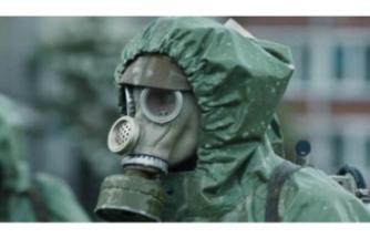 Çernobil dizisinin kostümlerini hazırlayan şirketten virüs için koruyucu giysi