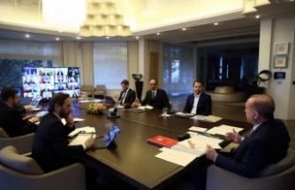 Cumhurbaşkanı Erdoğan: Geçim derdi olanlara destek olun