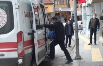 Hastaneden kaçan corona virüs hastası otelde yakalandı