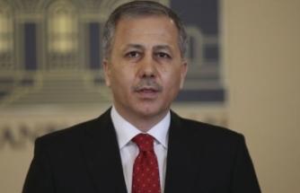 İstanbul Valisi Yerlikaya'dan vaka sayısı açıklaması