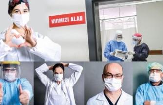 İşte Cerrahpaşa'nın koronavirüs savaşçıları