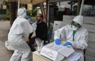 İzmir'de sokakta koronavirüs testi şaşkına çevirdi! Açıklama geldi...