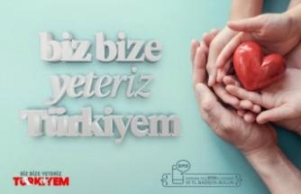 Milli Dayanışma Kampanyası için 46 milyon 606 bin 155 lira bağış toplandı