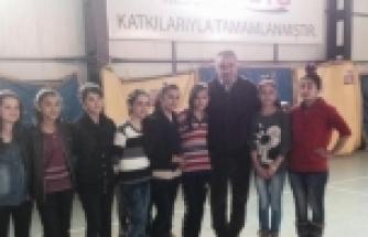 - SINIR'DA HALK OYUNLARI ÇALIŞMASI