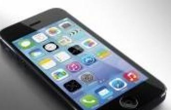 İPhone 5S'in üzerinden tren geçti!