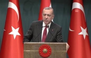 """Cumhurbaşkanı Erdoğan: """"Ekonomimize saldırının, bayrağımıza saldırıdan hiçbir farkı yoktur..."""""""