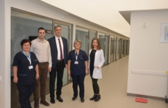 Medicana Bursa'dan onkoloji hastalarına VIP hizmet