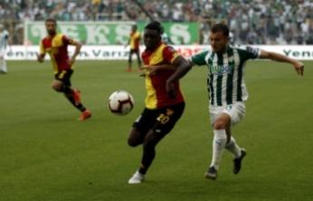 Bursaspor'dan tarihindeki en kötü iç saha performansı