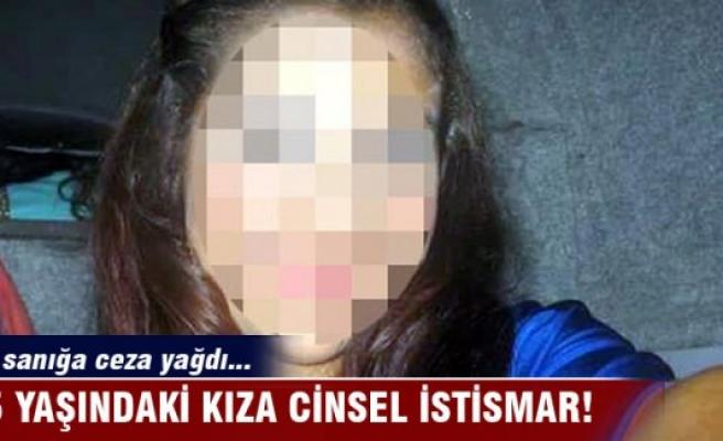 15 yaşındaki kıza cinsel istismar! 31 sanığa ceza yağdı...
