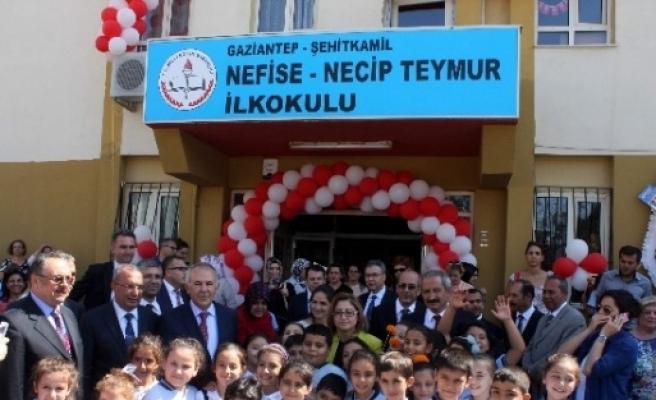 2014-2015 Eğitim-öğretim Yılının Açılış Töreni Yapıldı