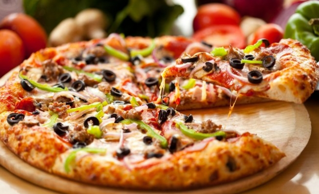 Sahte parayla pizza siparişi