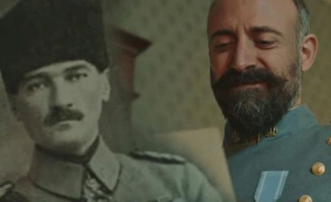 Vatanım Sensin dizisinden 'Atatürk' kararı!