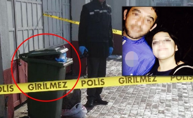 Bursa'da çöp konteynerinde bulunan bebek...