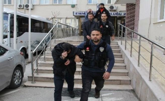 Bursa'da uyuşturucu operasyonunda  3 kişi gözaltında!