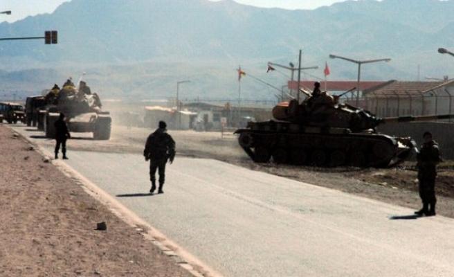 El Bab planı devrede: Harekete geçtiler