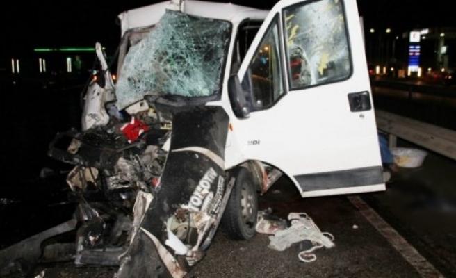 Feci kaza:2 ölü, 2 yaralı!