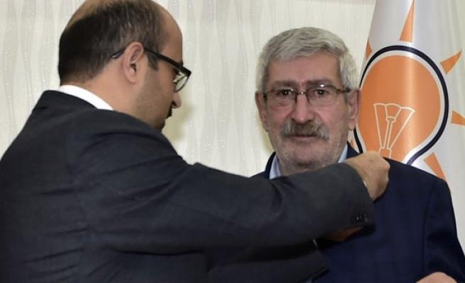 Kemal Kılıçdaroğlu'nun kardeşi AK Parti'de!