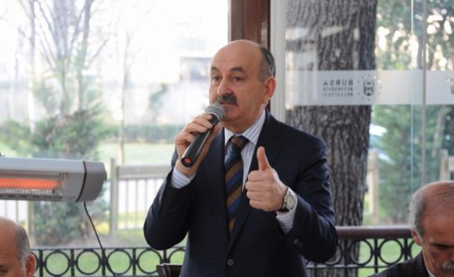 Müezzinoğlu Kılıçdaroğlu'na Bursa'dan seslendi!