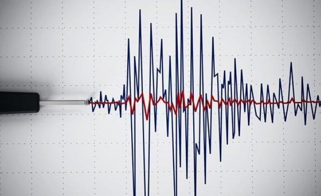Ege'de 6,3 şiddetinde deprem! Bursa'da hissedildi