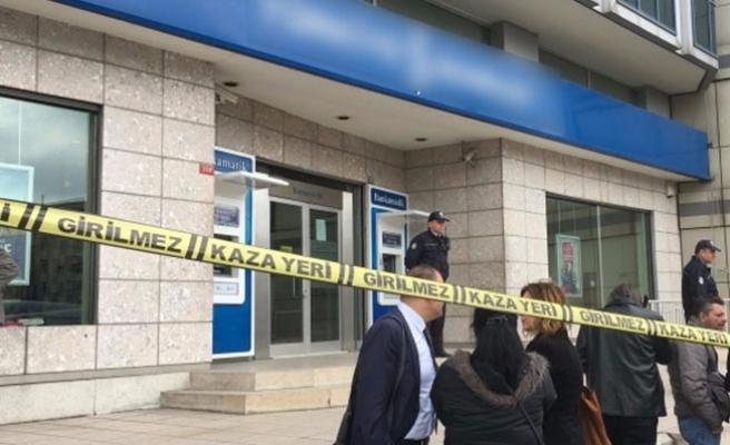 İstanbul'da kanlı banka soygunu girişimi! Çatışma çıktı!