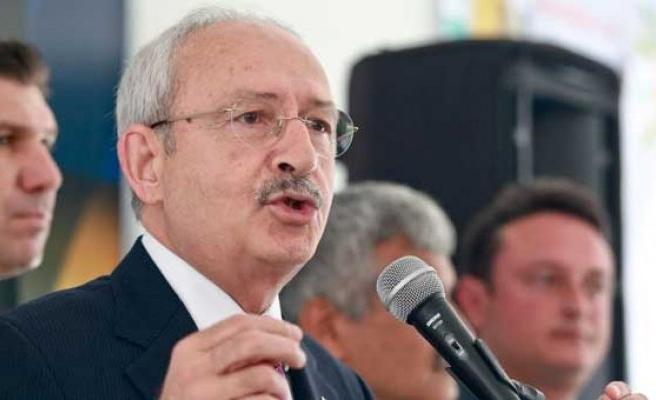 Kılıçdaroğlu'ndan Binali Yıldırım'a sert eleştiri