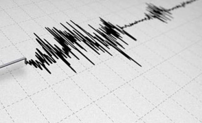 Van'da 3.4 büyüklüğünde deprem!