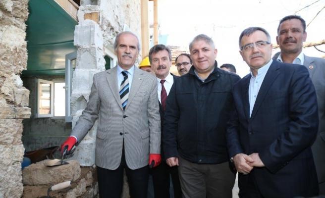 Büyükşehir'den Yenişehir'e yatırım zinciri!