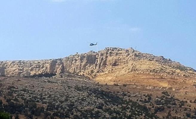 DEAŞ Irak'ta helikopter düşürdü: 2 pilot öldü
