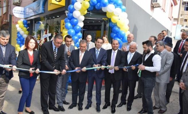 Limak Uludağ Elektrik, Balıkesir'de 2 YİM'i hizmete açtı