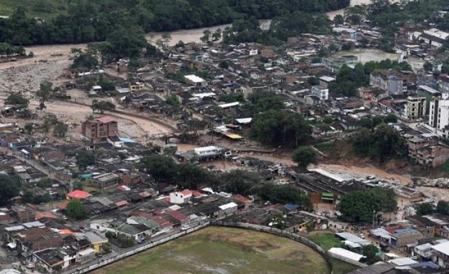Türkiye'den Kolombiya'ya: Yardıma hazırız