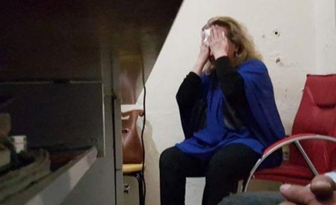 Aldatıldığını iddia eden kadının isyanı