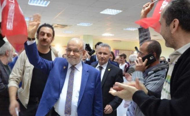 Karamollaoğlu'ndan Bursa'da tuhaf açıklama: İktidar olursak...
