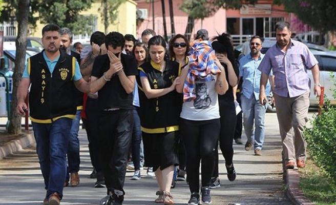 Türkiye'nin en büyük fuhuş operasyonda flaş gelişme