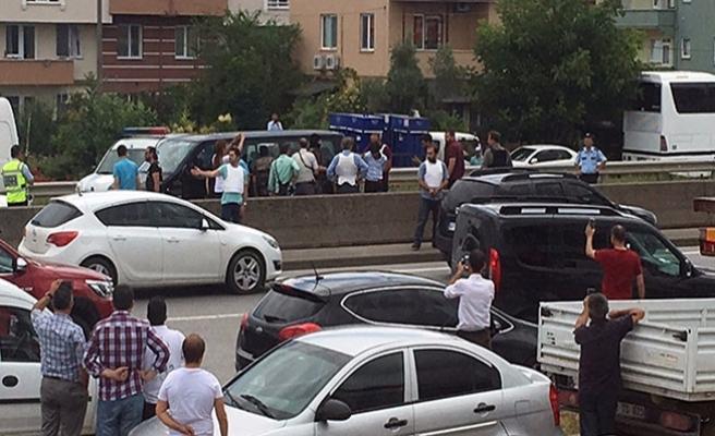 Adalet Yürüyüşü'ne saldırı son anda önlendi