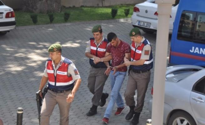 Bursa'da 110 güvenlik kamerası incelenerek yakalandı