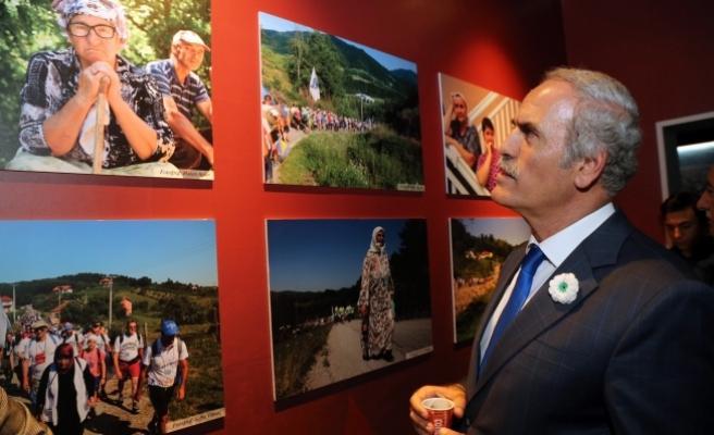 Bursa'da Srebrenica katliamı unutulmayacak